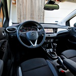 Test: Opel Crossland X 1.2 Turbo Innovation (foto: Saša Kapetanovič)