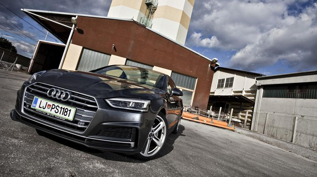 Test: Audi A5 2.0 TDI Sport (foto: Saša Kapetanović)