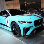 Formula E in Jaguar bosta ustanovila spremljevalno prvenstvo električnih avtomobilov (foto: Newspress)