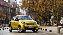 Kratki test: Smart Forfour 1.3 Passion