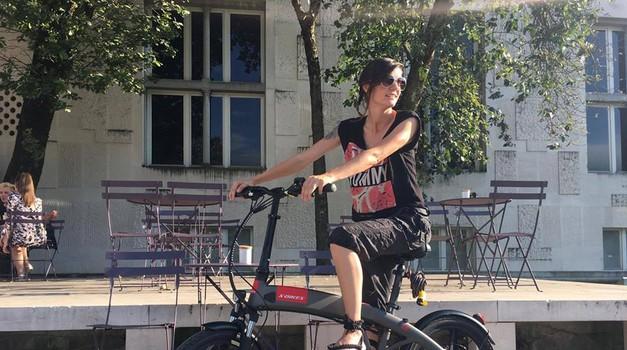 Raziskovali smo: istrske kolesarske poti z električnim S-bikes F50e (foto: KŠ)
