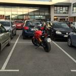 V času Evropskega tedna mobilnosti: motocikel proti ostalim alternativam - 4:2 (foto: Primož Jurman)
