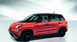 Fiat začel s proizvodnjo modela 500 L City Cross