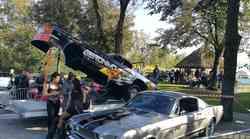 Ameriške sanje na Ježici: 2.000-'konjski' Mustang, Trans Am iz nadaljevanke Knight Rider, ...