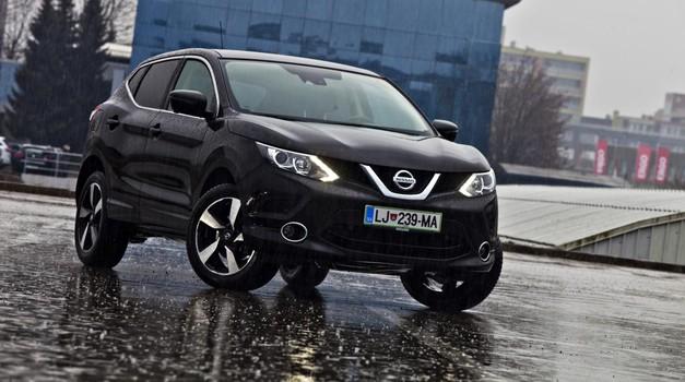 Kratki test: Nissan Qashqai 1.5 dCi 360° (foto: Saša Kapetanović)