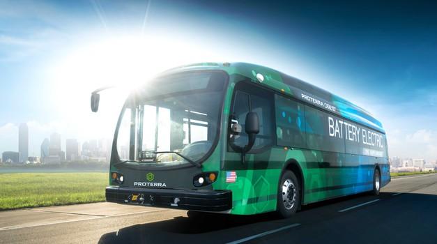Proterra predstavila avtobus z dosegom preko 600 kilometrov