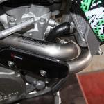 Akrapovičev motokrosistični izpuh skozi sezono