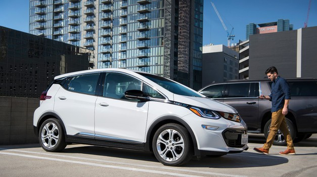 GM načrtuje 20 novih električnih avtomobilov do leta 2023