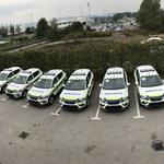 Nove Seat Atece za slovensko policijo (foto: 3DIM)