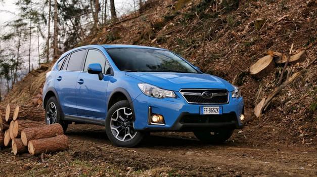 Kratki test: Subaru XV 2.0D Unlimited (foto: Uroš Modlic)