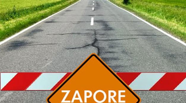 Seznam zaprtih cest v času 22. Ljubljanskega maratona (foto: MOL)