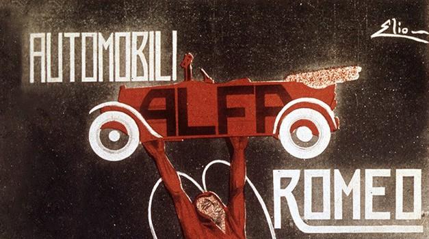 Zgodovina: Alfa Romeo – anonimno podjetje iz Milana (foto: Alfa Romeo)