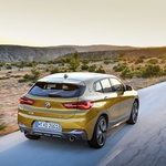 BMW uradno predstavil model X2 (foto: BMW)