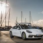 Vozili smo: Porsche Panamera Sport Turismo ali gospa Panamera Lopez (foto: Porsche)