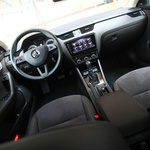 Kratki test: Škoda Octavia Combi 2.0 TDI DSG Laurin&Klement (foto: Saša Kapetanovič)