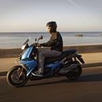 BMW 2018: Dva nova predstavnika družine F, maksi skuter C400X in potovalno naravnan K1600 Grand America (foto: BMW)