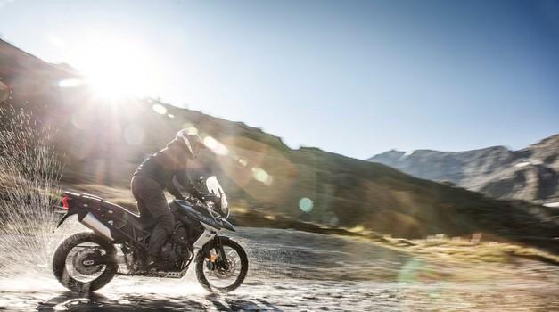 Triumph 2018: angleške 800- in 1200-kubične novosti (foto: Triumph)