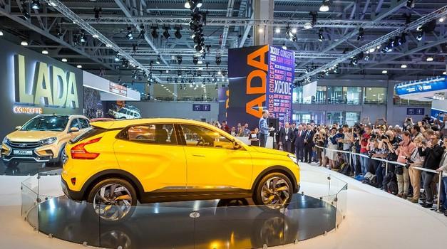 Je Lada 4x4 nova Lada Niva? (foto: Lada)