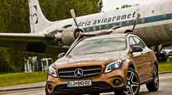 Kratki test: Mercedes-Benz GLA 220 d 4Matic