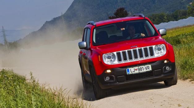Kratki test: Jeep Renegade 1,6 JDT TCT