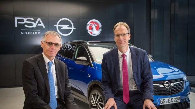 Opel napovedal vrnitev v dobičkonosne čase in novo Corso (foto: Opel)
