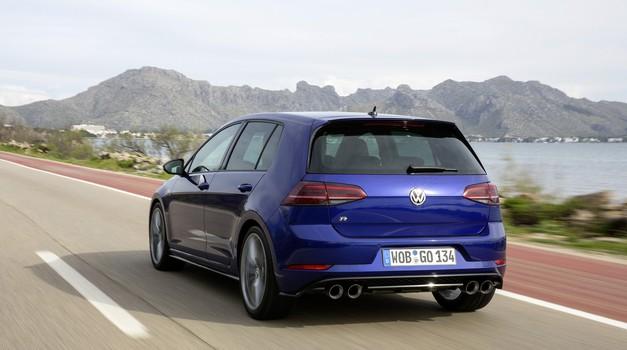 Padajo žrtve standarda WLTP: VW Golf R je oslabel (foto: Volkswagen)