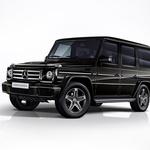 Mercedes Benz razred G po 38 letih zapušča proizvodnjo (foto: Daimler)