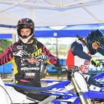 Test: Yamaha YZ450F - prvi 'pametni' kros motocikel (foto: Stefano Taglioni)