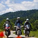 Primerjalni test: KTM 1090 Adventure, Honda CRF 1000 L Africa Twin in Ducati Multustrada 950 (foto: Saša Kapetanovič)