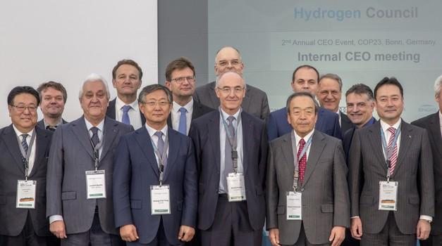 Svet za uporabo vodika predstavil vlogo vodika kot vira energije prihodnosti (foto: Hyundai)