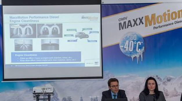 OMV MaxxMotion Performance Diesel po novem na voljo tudi v Sloveniji (foto: OMW)