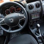 Kratki test: Dacia Duster 1.5 dCi EDC (foto: Uroš Modlic)