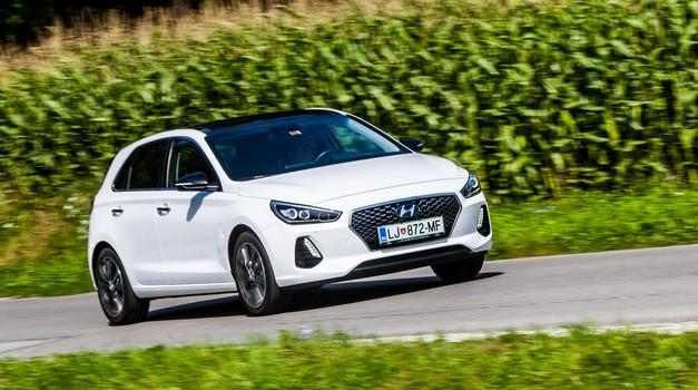 Kratki test: Hyundai i30 1.6 CRDi DCT Impression (foto: Saša Kapetanovič)