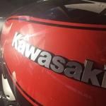 Prvi vtis: Kawasaki Z900RS s 110 'konji'. Slovenska cena nekaj manj kot 12 tisočakov. (foto: Primož Jurman)