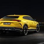 Premierno: Lamborghini Urus je prvi terenec te znamke po 24 letih (foto: Lamborghini)