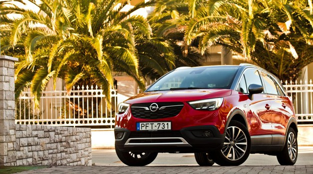 Test: Opel Crossland X 1.2 Turbo Innovation (foto: Saša Kapetanović)
