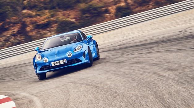 Znana cena športnika Alpine A110: stane 58.500 evrov (foto: Alpine)