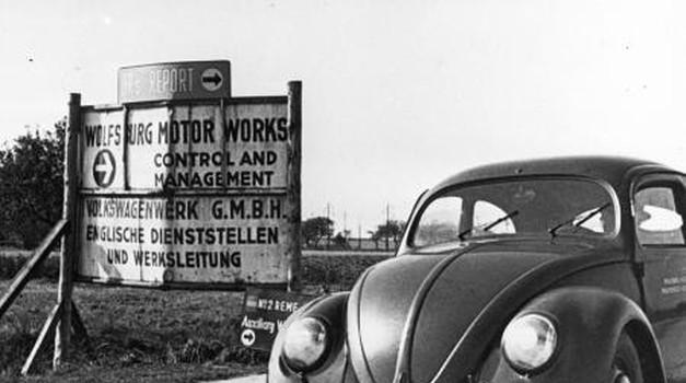 Zgodovina: Volkswagen – ljudski avto s temačno preteklostjo (foto: Volkswagen)