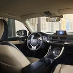 Novo v Sloveniji: Lexus prenovil CT in NX (foto: Lexus)
