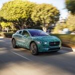 Jaguar zaključil s testiranji elektičnega modela I-Pace (foto: Jaguar)
