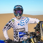 Foto in video: Yamaha za Dakar 2018 – Van Beveren pripravljen na zmago (foto: Yamaha Racing)