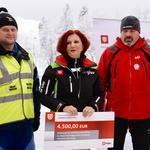 Na slovenskih smučiščih vsako leto več hudih nesreč (foto: Mediaspeed)