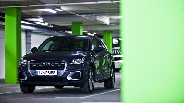 Kratki test: Audi Q2 1.6 TDI (foto: Saša Kapetanović)