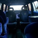 Kar 8,4 metra dolg in 37 let star Mercedesov karavan lahko kupite za petnajst tisočakov (foto: Osebni arhiv)