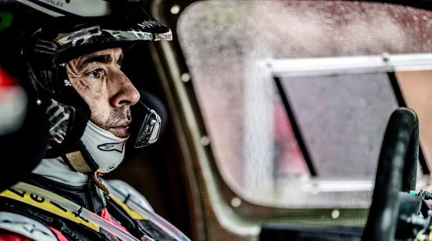 Intervju: Nani Roma je osredotočen na osvojitev Dakarja (foto: Monster Energy)