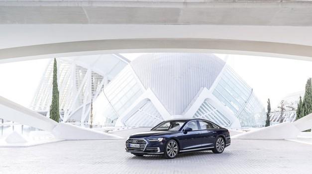 Audi bo opustil 'ponavljajoč' dizajn (foto: Audi)