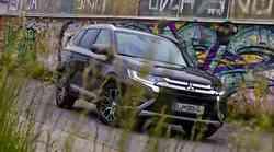 Kratki test: Mitsubishi Outlander CRDi