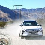 Hyundaijev avtomobil s pogonom na gorivne celice nove generacije se imenuje Nexo (foto: Hyundai)