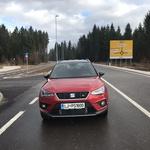 Novo v Sloveniji: Seat Arona (foto: Tomaž Porekar)
