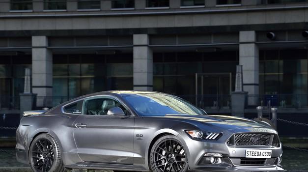 Ford Mustang Q500 Steeda na voljo tudi v Evropi (foto: Newspress)